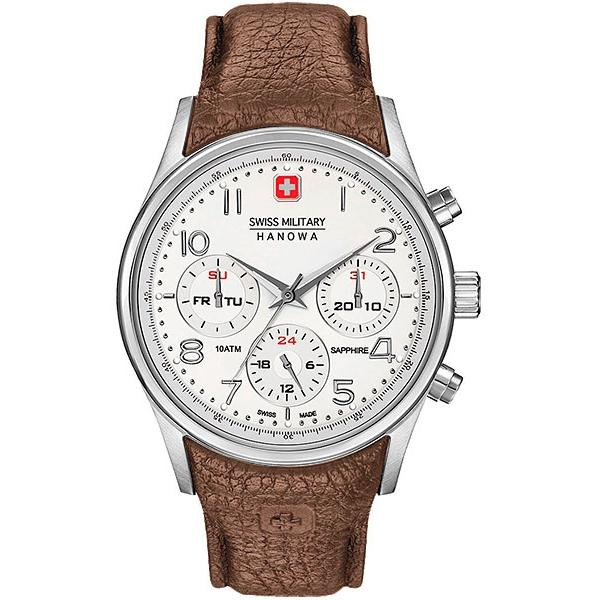 Ремешок для наручных часов SWISS MILITARY HANOVA 06-4278.04.001.05