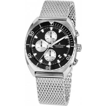 Наручные часы JACQUES LEMANS 1-2041E с хронографом