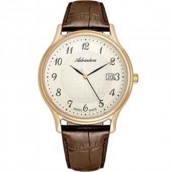 Швейцарские наручные часы ADRIATICA A8000.1221Q