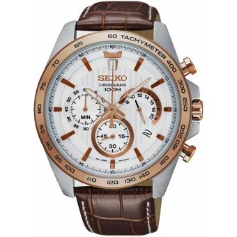Японские наручные часы SEIKO SSB306P1 с хронографом