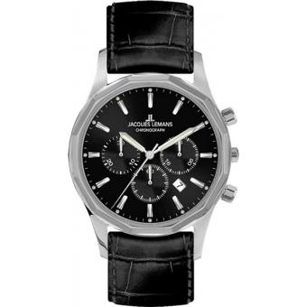 Наручные часы JACQUES LEMANS 1-2021A с хронографом