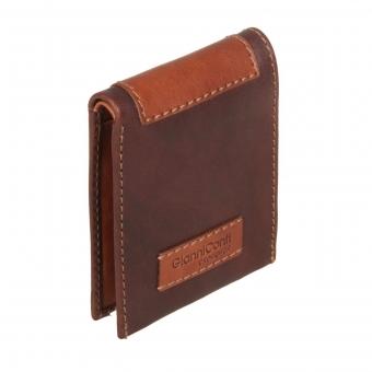 Портмоне Gianni Conti 997220 dark brown-leather