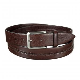 Ремень Gianni Conti 5185432-35 dark brown
