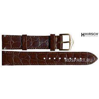 Hirsch Crocograin L Ремешок для наручных часов 123228-10-1-18