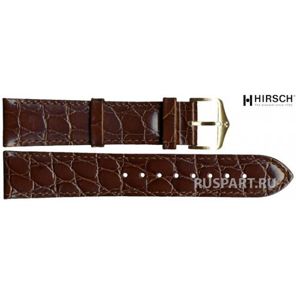 Hirsch Crocograin L Ремешок для наручных часов 123228-10-1-20