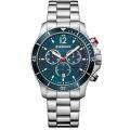 Швейцарские наручные часы Wenger 01.0643.115 с хронографом