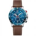 Швейцарские наручные часы Wenger 01.0643.116 с хронографом