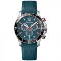 Швейцарские наручные часы Wenger 01.0643.114 с хронографом