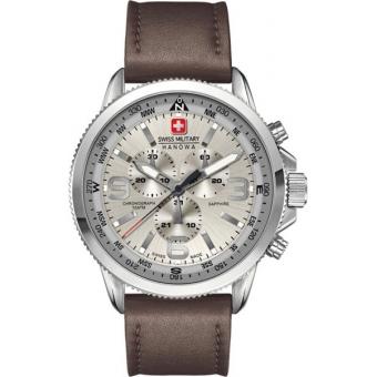 Ремешок для наручных часов SWISS MILITARY HANOVA 06-4224.04.030