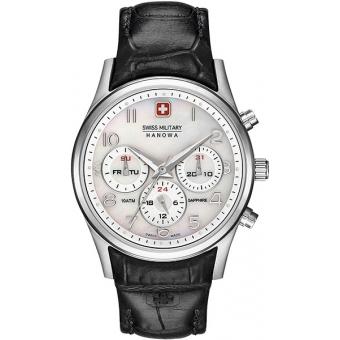 Ремешок для наручных часов SWISS MILITARY HANOVA 06-6278.04.001.07