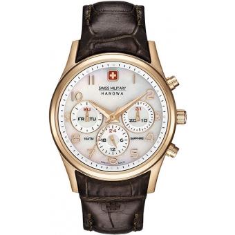 Ремешок для наручных часов SWISS MILITARY HANOVA 06-6278.09.001