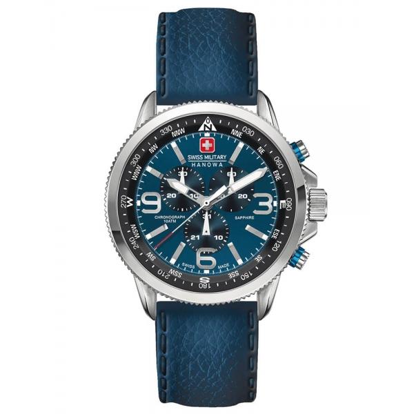 Ремешок для наручных часов SWISS MILITARY HANOVA 06-4224.04.003