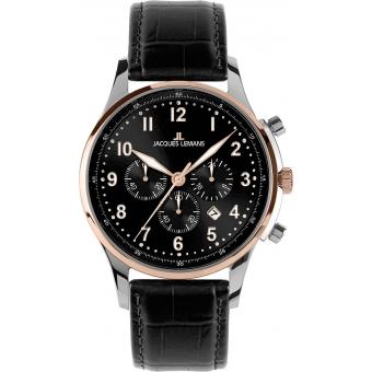 Наручные часы JACQUES LEMANS 1-1616C