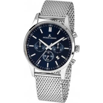 Наручные часы JACQUES LEMANS 1-2025H с хронографом