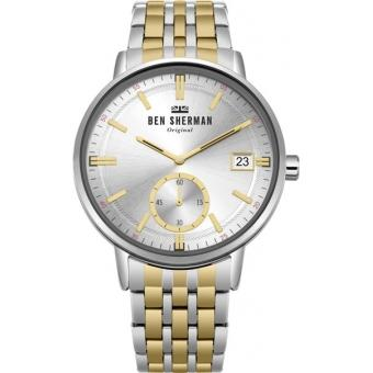 Наручные часы Ben Sherman WB071GSM