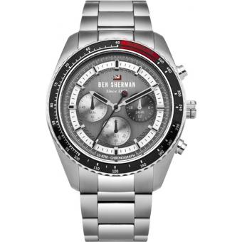 Наручные часы Ben Sherman WBS108BSM с хронографом