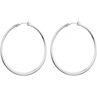 Стальные сережки кольца конго Elixa EL124-7084