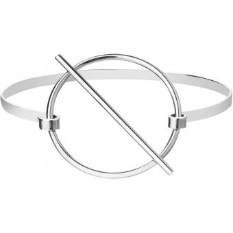 Стальной жесткий браслет Elixa EL128-0008