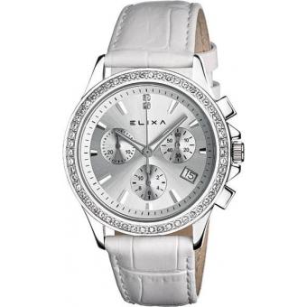 Наручные часы ELIXA E064-L199 с хронографом