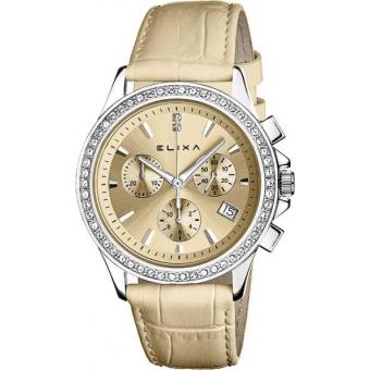 Наручные часы ELIXA E064-L202 с хронографом