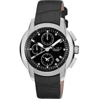 Наручные часы ELIXA E075-L271 с хронографом