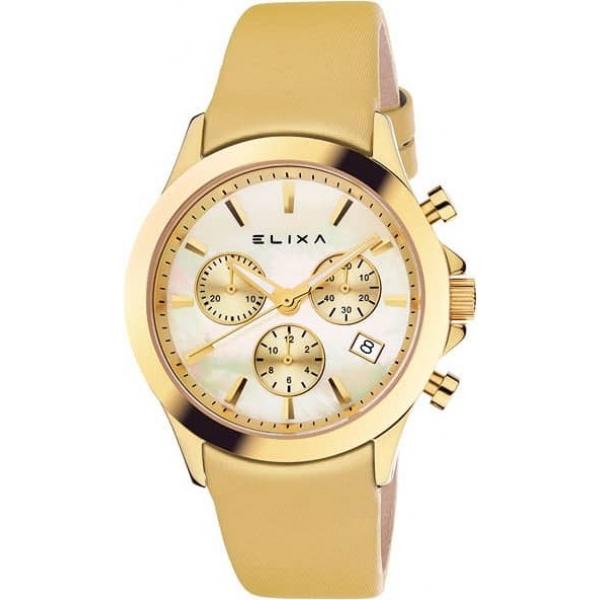 Наручные часы ELIXA E079-L289 с хронографом
