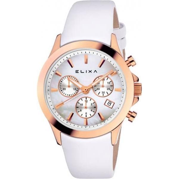 Наручные часы ELIXA E079-L292 с хронографом