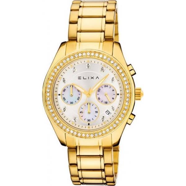 Наручные часы ELIXA E084-L319 с хронографом
