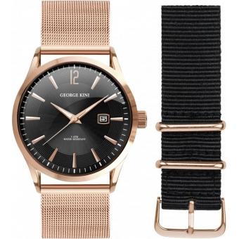 Наручные часы GEORGE KINI GK.11.3.2R.22