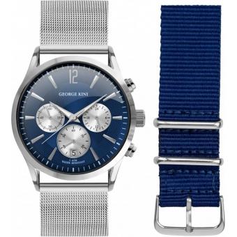 Наручные часы GEORGE KINI GK.12.1.3SS.21