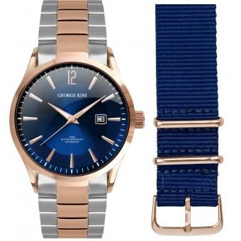 Наручные часы GEORGE KINI GK.19.R.4R.5.SR.0