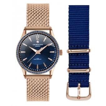 Наручные часы GEORGE KINI GK.25.R.4R.2.R.4