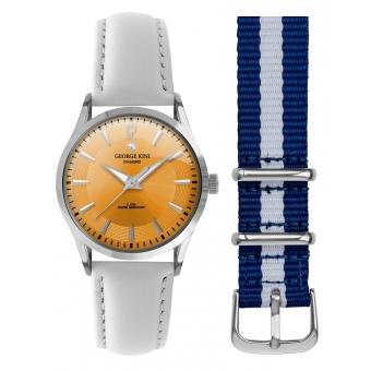 Наручные часы GEORGE KINI GK.30.5.1S.15S.1.1.0