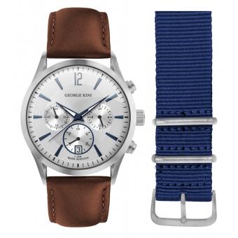 Наручные часы GEORGE KINI GK.41.7.1S.1BU.1.3.0