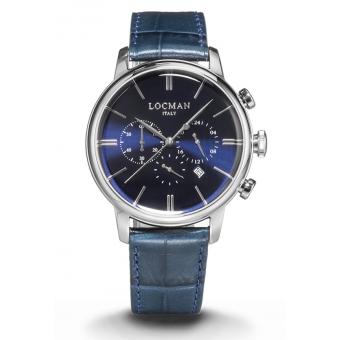 LOCMAN 0254A02A-00BLNKPB