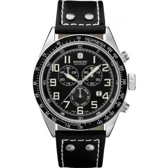 Ремешок для наручных часов SWISS MILITARY HANOVA 06-4134.04.007