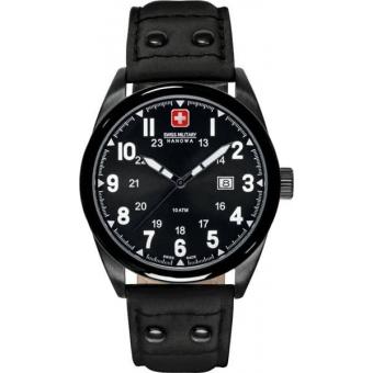 Ремешок для наручных часов SWISS MILITARY HANOVA 06-4181.13.007