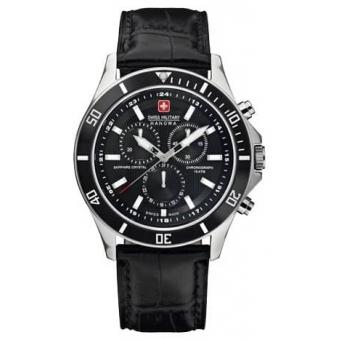 Ремешок для наручных часов SWISS MILITARY HANOVA 06-4183.04.007