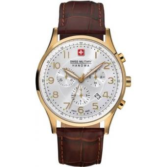 Ремешок для наручных часов SWISS MILITARY HANOVA 06-4187.02.001