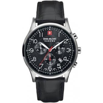 Ремешок для наручных часов SWISS MILITARY HANOVA 06-4187.04.007