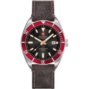 Ремешок для наручных часов SWISS MILITARY HANOWA 06-4214.04.007