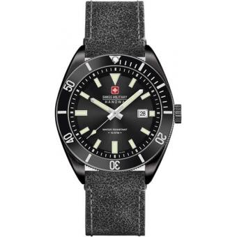 Ремешок для наручных часов SWISS MILITARY HANOVA 06-4214.13.007