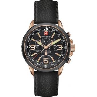 Ремешок для наручных часов SWISS MILITARY HANOVA 06-4224.09.007