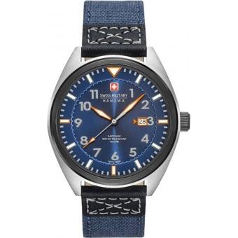 Ремешок для наручных часов SWISS MILITARY HANOVA 06-4258.33.003