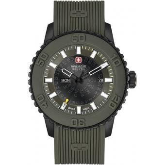 Ремешок для наручных часов SWISS MILITARY HANOVA 06-4281.27.006