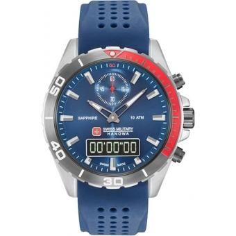 Ремешок для наручных часов SWISS MILITARY HANOVA 06-4298.3.04.003