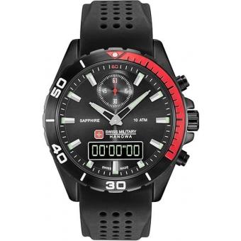 Ремешок для наручных часов SWISS MILITARY HANOVA 06-4298.3.13.007