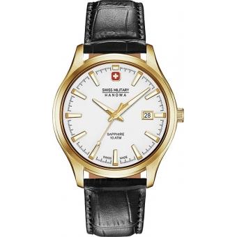 Ремешок для наручных часов SWISS MILITARY HANOVA 06-4303.02.001