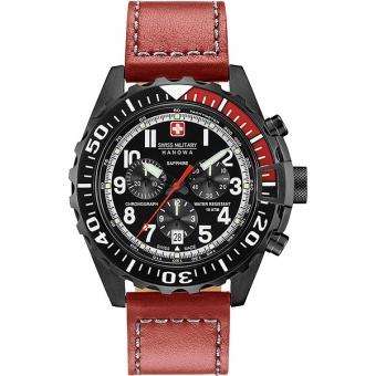 Ремешок для наручных часов SWISS MILITARY HANOWA 06-4304.13.007