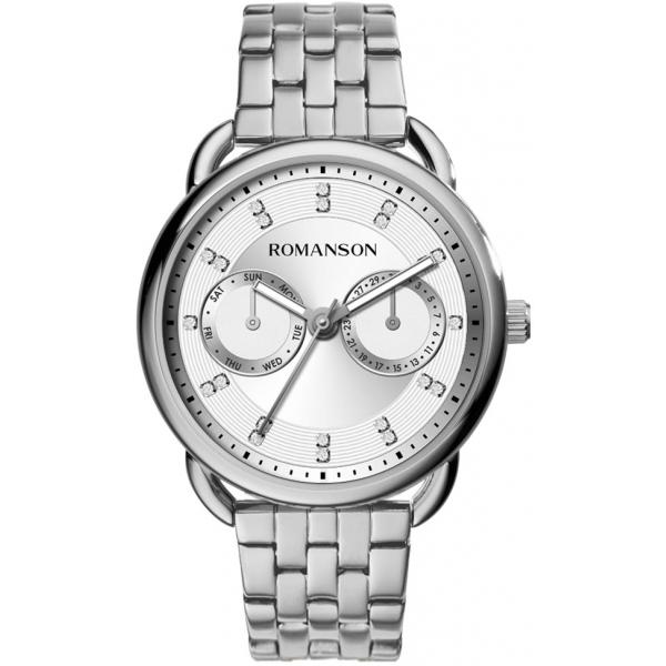Наручные часы ROMANSON RM 9A16F LW(WH)